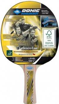 Ракетка для настольного тенниса Donic Legends 500 FSC (714407)