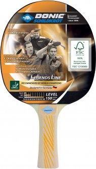 Ракетка для настольного тенниса Donic Legends 150 FSC (705211)