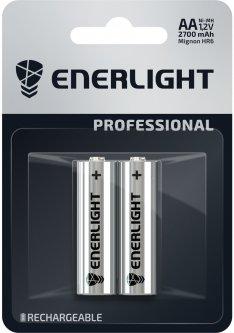 Аккумулятор Enerlight Professional AA 2700 мАч Ni-MH 2 шт (30620102)
