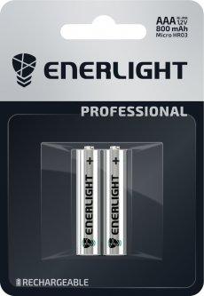 Аккумулятор Enerlight Professional AAA 800 мАч Ni-MH 2 шт (30310102)