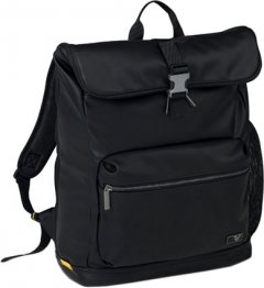 """Рюкзак для ноутбука Roncato Brooklyn 15.6"""" Black (412050/01)"""