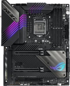 Материнская плата Asus ROG Maximus XIII Hero (s1200, Intel Z590, PCI-Ex16)