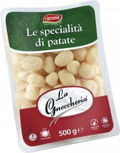 Ньокки картофельные Ciemme Alimentari La Gnoccheria с сыром 500 г (3856018235531)