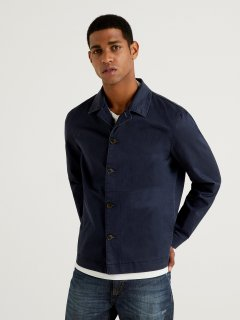 Джинсовая куртка United Colors of Benetton 25TH53GX8-902 3XL (8300898536639)