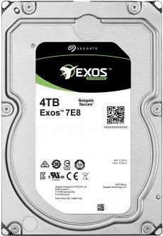 """Жесткий диск Seagate Exos 7E8 512E 4TB 7200rpm 256MB ST4000NM002A 3.5"""" SATA III"""