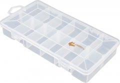 Коробка рыбацкая Acropolis MBH004 Прозрачная