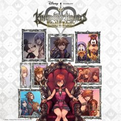 Игра KINGDOM HEARTS Melody of Memory для PS4 (Blu-ray диск, English version)