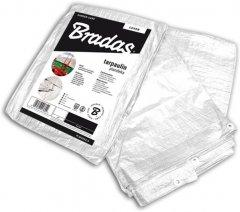 Тент Bradas усиленный White 2х3 м 90 г/м² (PLW902/3)