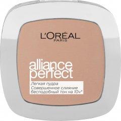 Компактная пудра для лица L'Oreal Paris Alliance Perfect D4 Золотистая (3600520816654)
