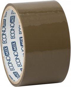 Клейкая упаковочная лента Economix 48 мм x 20 м Коричневая 6 шт (E40826)