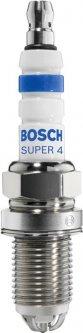 Свеча зажигания Bosch Super 4 (0 242 232 502)