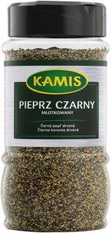 Перец черный Kamis молотый 420 г (5900084257268)