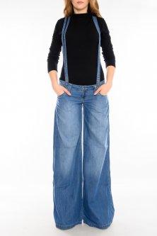 Джинси-труби Omat jeans 9922 W 28 Сині