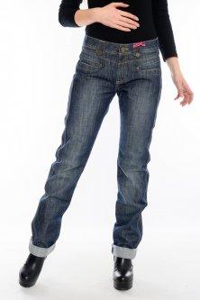 Джинси великого розміру Omat jeans 9479-805 W 31 L 34 Сині