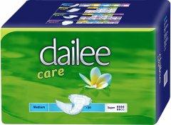 Подгузники для взрослых дышащие Dailee Саге Super Madium 30 шт (8595611621826)