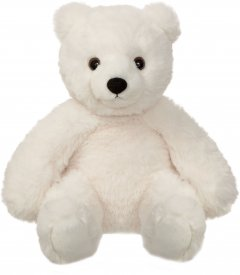 Мягкая игрушка Aurora Медведь белый 28 см (180161A) (092943016101)