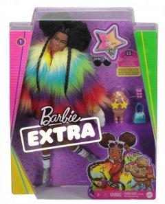 Кукла Barbie Экстра в радужной накидке (GVR04)