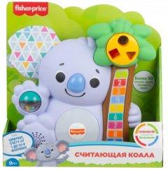 Интерактивная игрушка Fisher-Price Linkimals Считающая коала (GRG60)