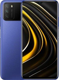 Мобильный телефон Poco M3 4/128GB Blue (726256)