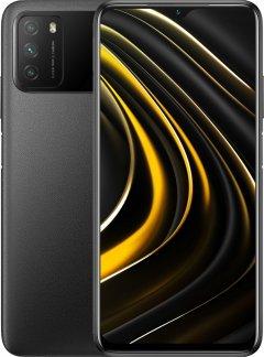 Мобильный телефон Poco M3 4/64GB Black