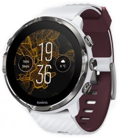 Спортивные часы Suunto 7 White Burgundy (SS050380000)
