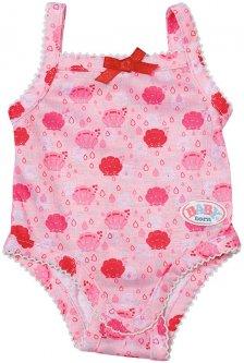 Одежда для куклы Baby Born Боди S2 Розовое (830130-1)