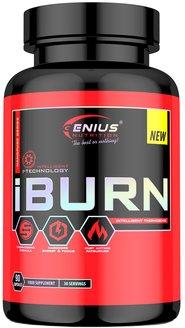 Жиросжигатель Genius Nutrition iCarnitine iBurn 90 капсул (5402962026954)