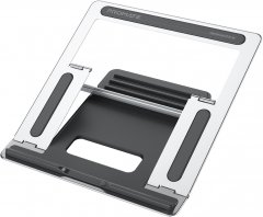 Подставка для ноутбука Promate DeskMate-5 Silver (deskmate-5.silver)