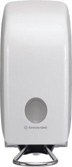 Дозатор для жидкого мыла KIMBERLY CLARK PROFESSIONAL Aquarius с локтевым приводом 1 л (6955)