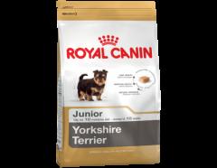 Корм RoyalCanin Yorkshire Junior для щенков породы йоркширский терьер в возрасте до 10 месяцев 1,5кг (39720151)