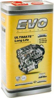 Моторное масло EVO ULTIMATE LongLife 5W30 5 л (U LL 5L 5W-30)