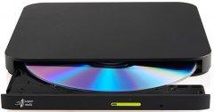 H-L Data Storage DVD Super Multi USB 2.0 Black (GP96YB70)