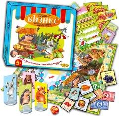 Настольная игра Майстер Бизнес. Лесной магазин (МКБ0108)