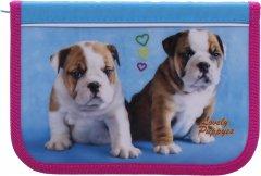 Пенал Class Lovely Puppies 1 отделение 1 отворот пустой (98103/8591662981032)