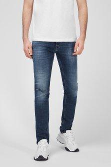 Чоловічі темно-сині джинси SCANTON SLIM DYFXBS Tommy Hilfiger 29-32 DM0DM09816