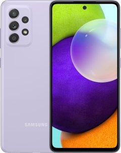 Мобильный телефон Samsung Galaxy A52 8/256GB Lavender