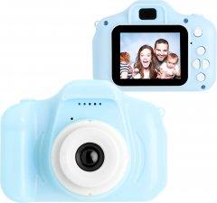 Цифровой детский фотоаппарат XoKo KVR-001 Голубой (KVR-001-BL) (9869201146730)