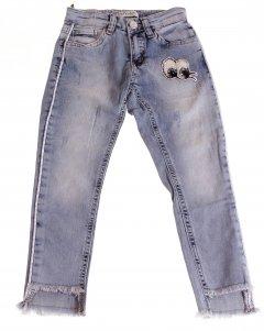 Штани Джинсові Breeze Блакитний 152 см ESC-1981-2 (521756)