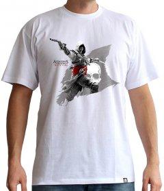 Футболка ABYstyle Assassin's Creed M Белая (ABYTEX239M)