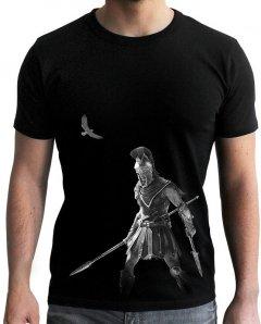 Футболка ABYstyle Assassin's Creed S Черная (ABYTEX524S)