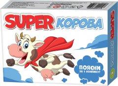 Настольная игра Мій Успіх+ Super Корова (укр) (4823076000127)