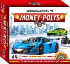Настольная экономическая игра Мій Успіх+ Money Polly Бешеная скорость (укр) (4823076000387)