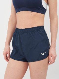 Спортивные шорты Mizuno Wom Premium U2EB720114 XS Синие (5054698240731)