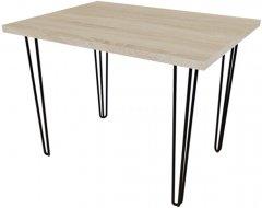 Стол обеденный DC Zac 2 1000х750х32 мм Дуб сонома (DC121380)