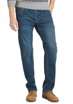 Джинси IZOD Comfort Stretch FIT 1272983 36-34 Denim Blue