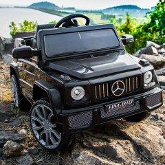 Электромобиль Kidsauto Mercedes-Benz G55 style Черный (HM818) (6903351008180)