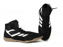 Штангетки тренувальні, взуття для важкої атлетики KROK SST15 , 43 розмір, чорні, 15.43