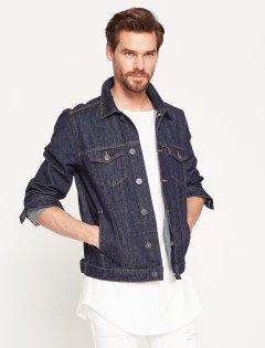 Джинсовая куртка Koton 7YAM53010LD-741 L Indigo (8681633333707)
