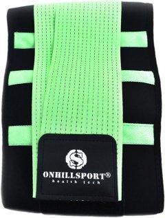 Пояс-корсет для поддержки спины Onhillsport 3XL 110-120 см Светло-зеленый (PK-0506)