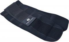 Пояс-корсет для поддержки спины Onhillsport 4XL 120-130 см Черный (PK-0108)